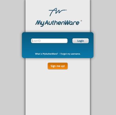 MyAuthenware