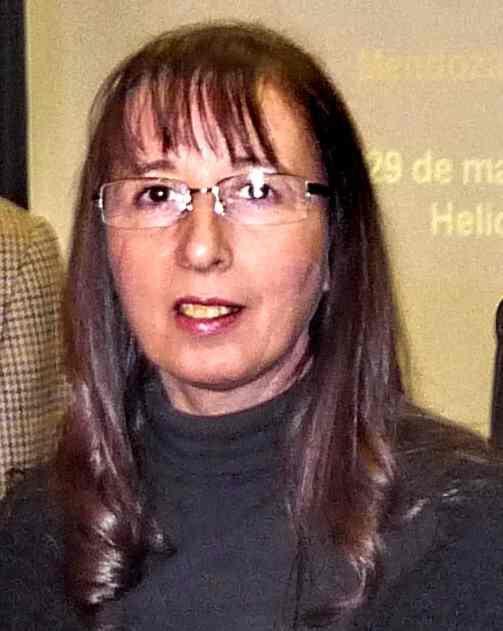 Cristina Parraga